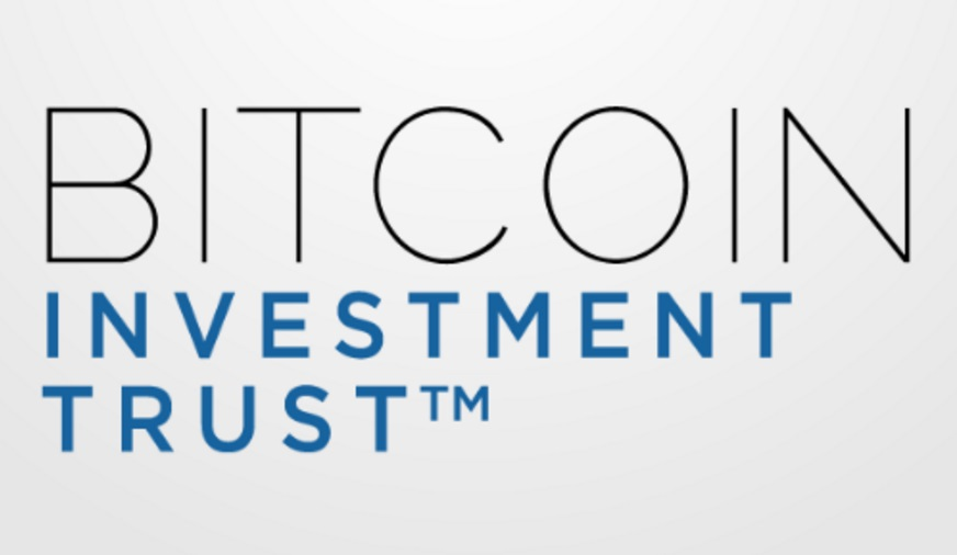 Image result for The Bitcoin Investment Trust logo""