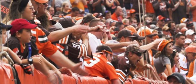 Ryan Grigson Shows People How to Be a Cleveland Browns Fan