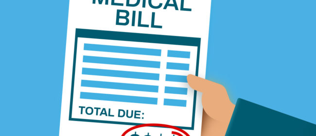 3 Things To Do When You Receive A Large Medical Bill
