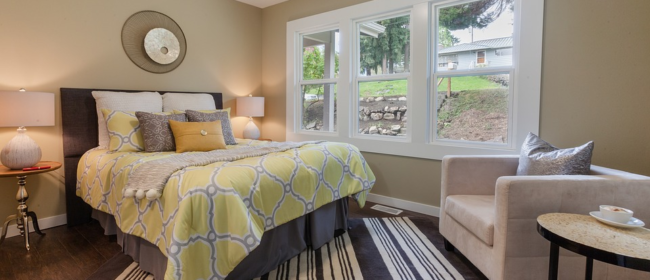 Cozy Improvements: How to Make Your Bedroom Feel Less Cramped