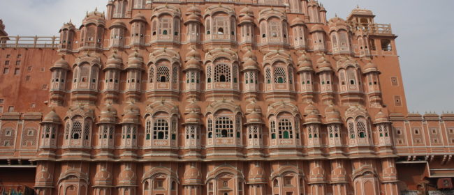 """Have you Ever Wondered Why Jaipur is Known as the """"City of Pink"""""""