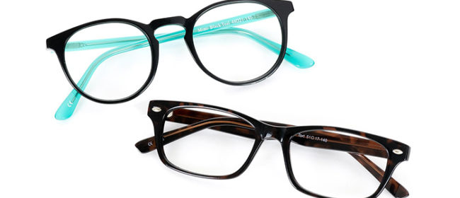 A Few Important Tips for Ordering Glasses Online
