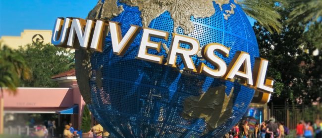 Have an Adventure With Your Family at Universal Studios