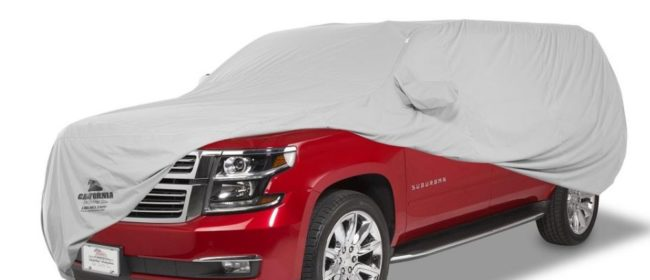 What's the Best Car Cover Material?