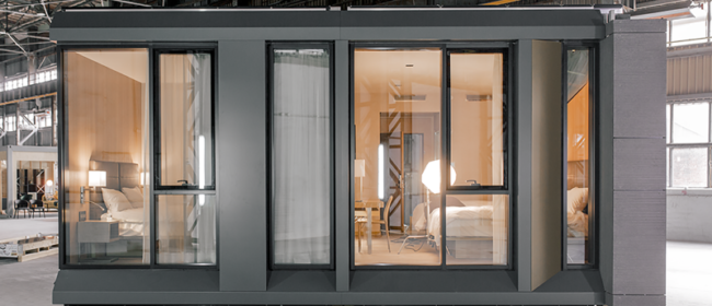 Pre-Fabricated Homes Now More Convenient than Ever