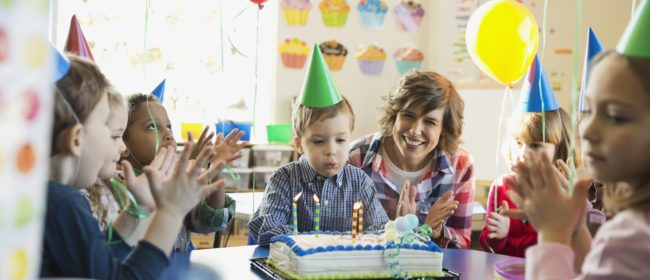 How to Plan the Ultimate Kids Birthday Party