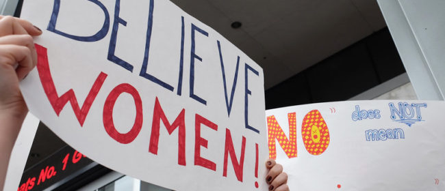 What Women Need to Know About Reporting Rape Case in California?
