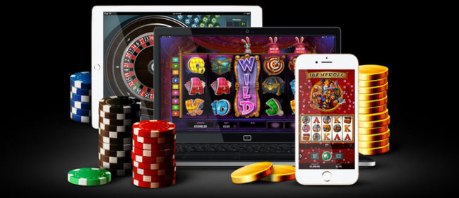 Different Types of Online Slots Games