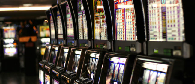 What Are The Technology Components Of Slot Machine