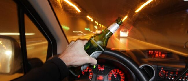 What are the consequences of driving under the influence?