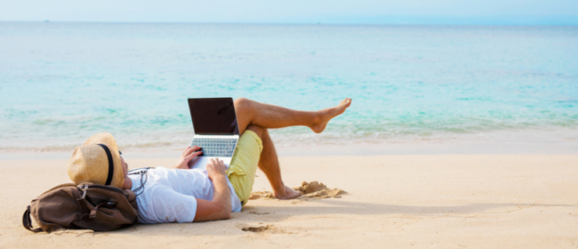 Five Jobs You Can Do While (Remotely) Travelling