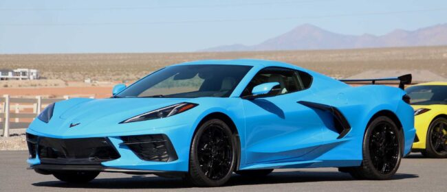 The Lottery Winner that can't redeem his prize Corvette