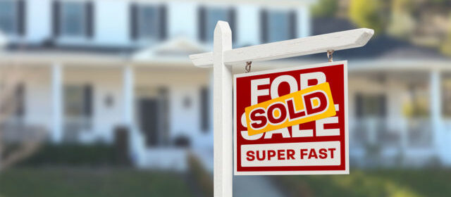 Fast sale – how to sell your property quickly