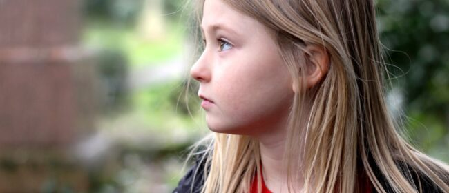 Signs of Anxiety In Children & Teens