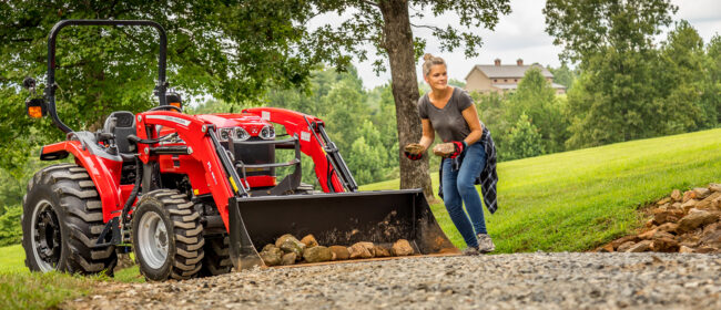 3 Ways You Can Use A Small Tractor Around Your Home And Property